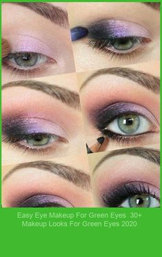 Lucky are those with emerald eyes, for playing with makeup for green eyes is a rare kind of fun. For those who were blessed with them, this list is for you. #Makeup #Green #Easy #Eyes #Eye makeup looks for green eyes Easy Eye Makeup For Green Eyes 30+ Makeup Looks For Green Eyes 2020 Smokey Eye Makeup Look, Pink Smokey Eye, Makeup Looks For Green Eyes, Simple Eye Makeup, Dramatic Makeup, Makeup Trends 2017, 2017 Makeup, Rose Gold Makeup, Pink Makeup