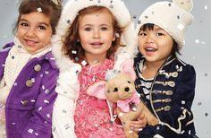 ALALOSHA: VOGUE ENFANTS: Holiday 2012 GapKids & babyGap Wonderland Collection
