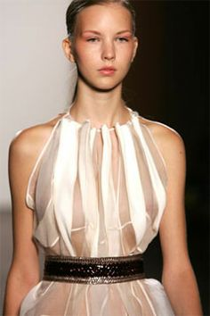 Toni Maticevski Spring 2007 Ready-to-Wear Collection on Style.com: Detail Shots tonimaticevski.com
