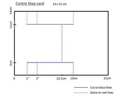 Centre stepper templates cup264070_173 | craftsuprint.