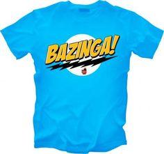 Bazinga! Big Bang Theory! Big Bang Theory, Bigbang, Inspired, Film, Mens Tops, T Shirt, Inspiration, Movie, Supreme T Shirt