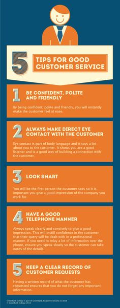 customer service infographic - Google Search