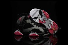 best service dba87 a04c3 2016 Nike Air Jordan 7 Retro GS Black Silver Red Sneakers Kids Basketball  Shoes 442950-008, Price   79.00 - Jordan Shoes,Air Jordan,Air Jordan Shoes