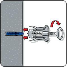 Behöver du borra ett hål i en viss vinkel? Du kan då göra ett borrtillbehör av trä med en kant i samma vinkel. Håll borret mot den sneda kanten så är du säker på att borra med rätt vinkel.