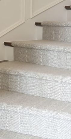 Cove Remodel by Studio McGee – Runner Rugs Entryway Carpet Staircase, Staircase Runner, Studio Mcgee, House Stairs, New Carpet, Staircase Design, Building A House, Home Projects, Custom Homes