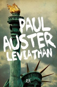 Paul Auster in the mind of a terrorist writer.