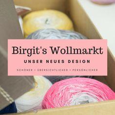 Hallo meine Lieben! <3 Heute bin ich wirklich glücklich, aber auch ziemlich K.O. Wieder einmal habe ich, zusammen mit meiner Familie, viel Zeit und Mühe investiert damit mein Shop noch übersichtlicher und unsere Produktbilder noch schöner werden. Ich finde es hat sich wirklich gelohnt. Ich hoffe es gefällt euch. Eure Birgit <3 #wolle #garn #farbverlaufsgarn # stricken #häkeln #garne #bunt #kreativ