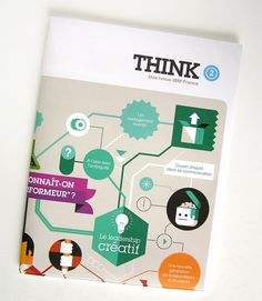 IBM Think Magazine graphic-design Book Design Layout, Book Cover Design, Graphic Design Typography, Graphic Design Illustration, Mise En Page Magazine, Leadership, Editorial Layout, Editorial Design, Information Design