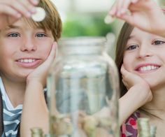 Starting a Savings Account for Your Children - Easier than you might think!  Pin now, read later.