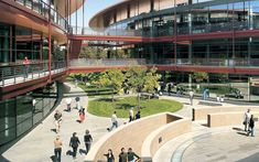 Clark Center, Stanford University | Projects | Foster + Partners