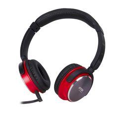 TDK ST460s Smartphone On-The-Ear Headphones - Black #TDK