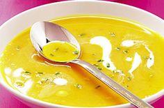 Kürbis-Orangensuppe - Schrot und Korn - Das Kundenmagazin für den Naturkosthandel