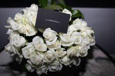 Bouquet-classy cream roses