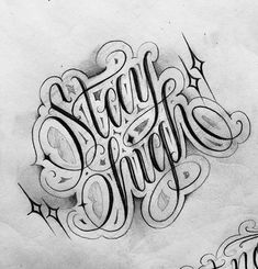 64 Ideas For Tattoo Fonts Cursive Gangster Chicano Tattoos Lettering, Tattoo Lettering Design, Graffiti Lettering Fonts, Tattoo Lettering Fonts, Tattoo Design Drawings, Tattoo Script, Tattoo Designs, Sketch Tattoo, Tattoo Quotes