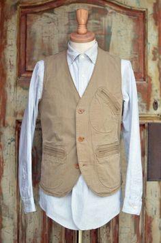 Vest Tweed Run, Dapper Gentleman, Teacher Style, Men's Wardrobe, Mens Fashion Suits, Textiles, Vintage Denim, Work Wear, Vintage Outfits