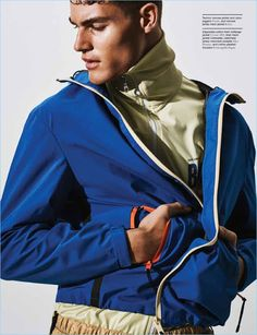 Europe Fashion Men's And Women Wears......: CRUISE CONTROL: TYLER MAHER CHANNELS 80S STYLE FOR...