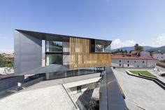 Gallery - Nuova Sede Banca Credito Cooperativo di Caraglio / Studio Kuadra - 1