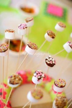 Cake pops pour le mariage