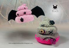Funny Amigurumi by Pebie: Poo free pattern