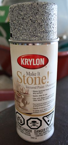 7 Stone Spray Paint Ideas Stone Spray Paint Diy Home Improvement Home Diy
