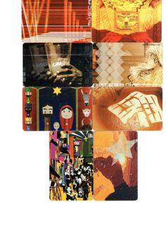 8 Phonecard / Tarjeta Telefonicas Venezuela Cantv Huella Indígena Navidad Vzla