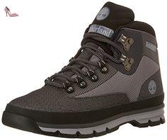 Timberland Euro Hiker Jacquard chaussures hiking 8,5 grey - Chaussures timberland (*Partner-Link)