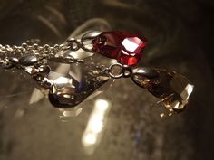 """Urban Light : """"Hearts light"""" silver earrings"""