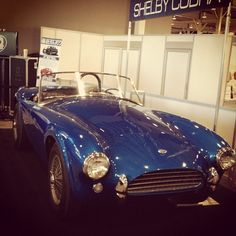 Carroll Shelby's Personal Shelby Cobra
