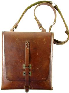Billykirk No. 95 Shoulder Satchel. Amazing!