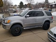 Toyota Tundra, Toyota 4runner, Toyota Sequioa, Tyre Fitting, Wheels And Tires, Kit, My Ride, The Struts, Gallery