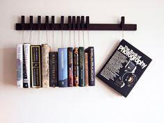 Zo kun je je boeken ook opbergen