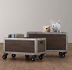 Baskets, Bins & Toy Storage   RH baby&child