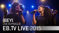 IBEYI live in Prague (2015)