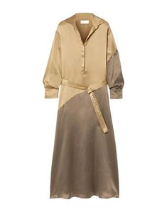 White Silk Dress, White Linen Dresses, Silk Midi Dress, Gold Dress, Black Silk, Elegant Outfit, Silk Satin, Dress Outfits, Two Piece Skirt Set