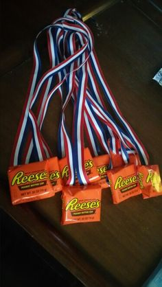 Candy Medals - Work Fun! Team Building Activities, Fun Activities For Kids, 7th Birthday, Birthday Parties, Pta Programs, Party Organization, Fall Fest, Ninja Warrior, Obstacle Course