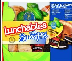 New $1/2 Lunchables with Smoothie Coupon - Makes these $3.00 at Weis - http://www.livingrichwithcoupons.com/2013/02/lunchables-coupon-3-00-weis.html