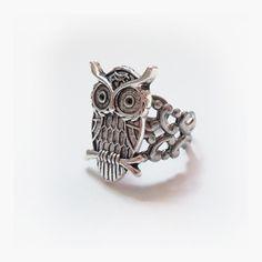 owel ring, twilights castle