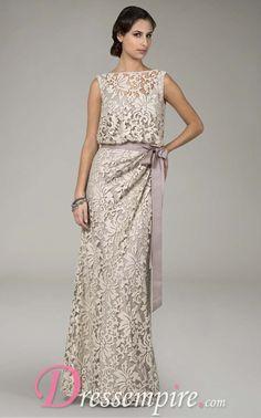 36f39216867 The Tadashi dress in a floor length.