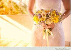 Casamento branco com colorido | Noivinhas de Luxo