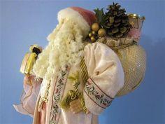 "Old World Santa Claus Dolls | Old World Santa Claus 17"" Figurine Christmas Home Decor Doll Figure ..."