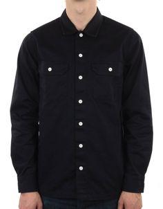 Carhartt Master Shirt - Dark Navy Rigid £ 59.95