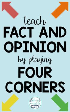 200 Fact Vs Opinion Ideas Fact And Opinion Reading Facts Teaching Reading