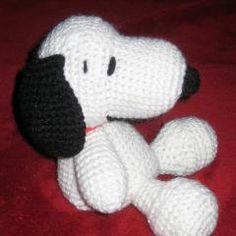 Amigurumi Snoopy amigurumi crochet pattern