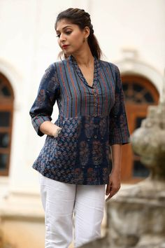 Tops: Buy Designer & Stylish Tops for Women & Girls