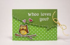 Sweet Valentine's Day cards by Yainea!