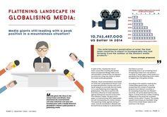 #magazine #design #vector #illustration #redesign #graphics #globalisation #media #landscape #world #journalism #layout #emchengillustration