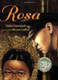 Rosa by Nikki Giovanni {Children's picture book about Rosa Parks} on our shelves now! This Is A Book, The Book, Black Leaders, King Book, American Children, Mentor Texts, Rosa Parks, Children's Picture Books, African American History