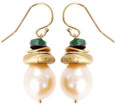 One Kings Lane - Buyers' Picks - Baroque Earrings