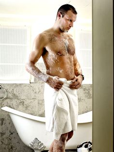 Aksel. Lund. Svindal. Never been a fan of hairy guys but DAMN <3 Sexiest Norwegian ever.