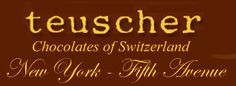 Teuscher Fifth Avenue Gourmet Chocolates Rockefeller Center - New York, New York